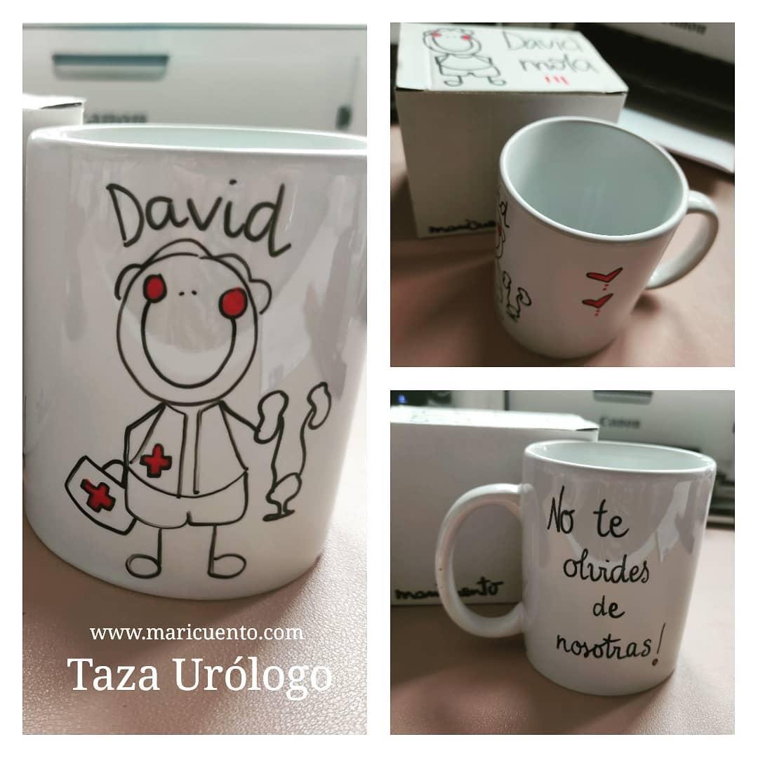 Taza Urólogo
