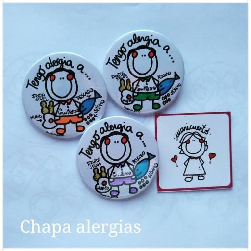Chapa Alergias