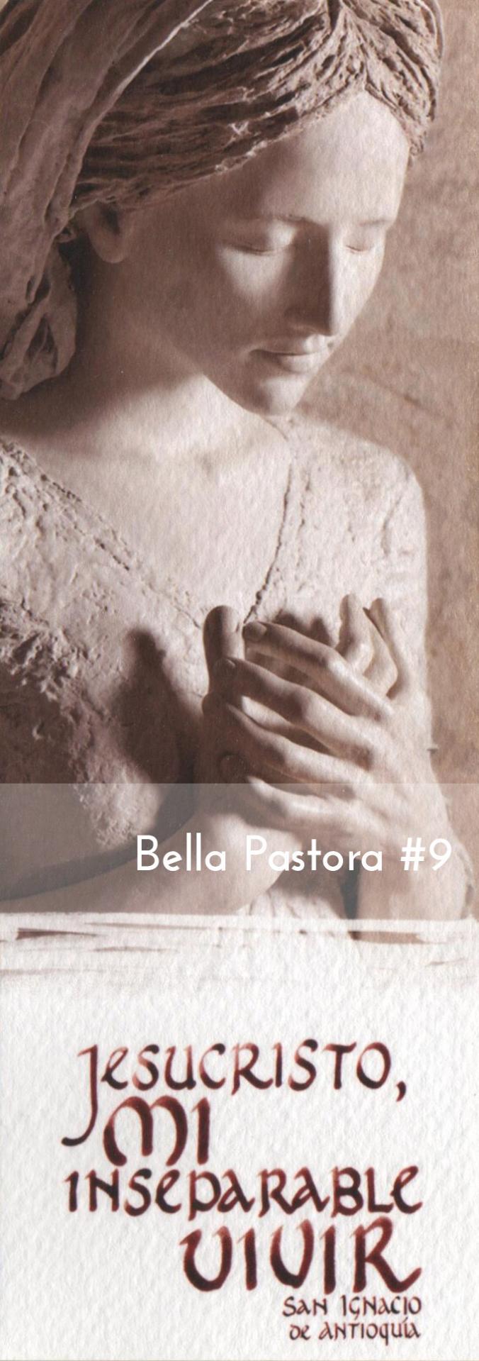 Bella Pastora #9 Marcapáginas