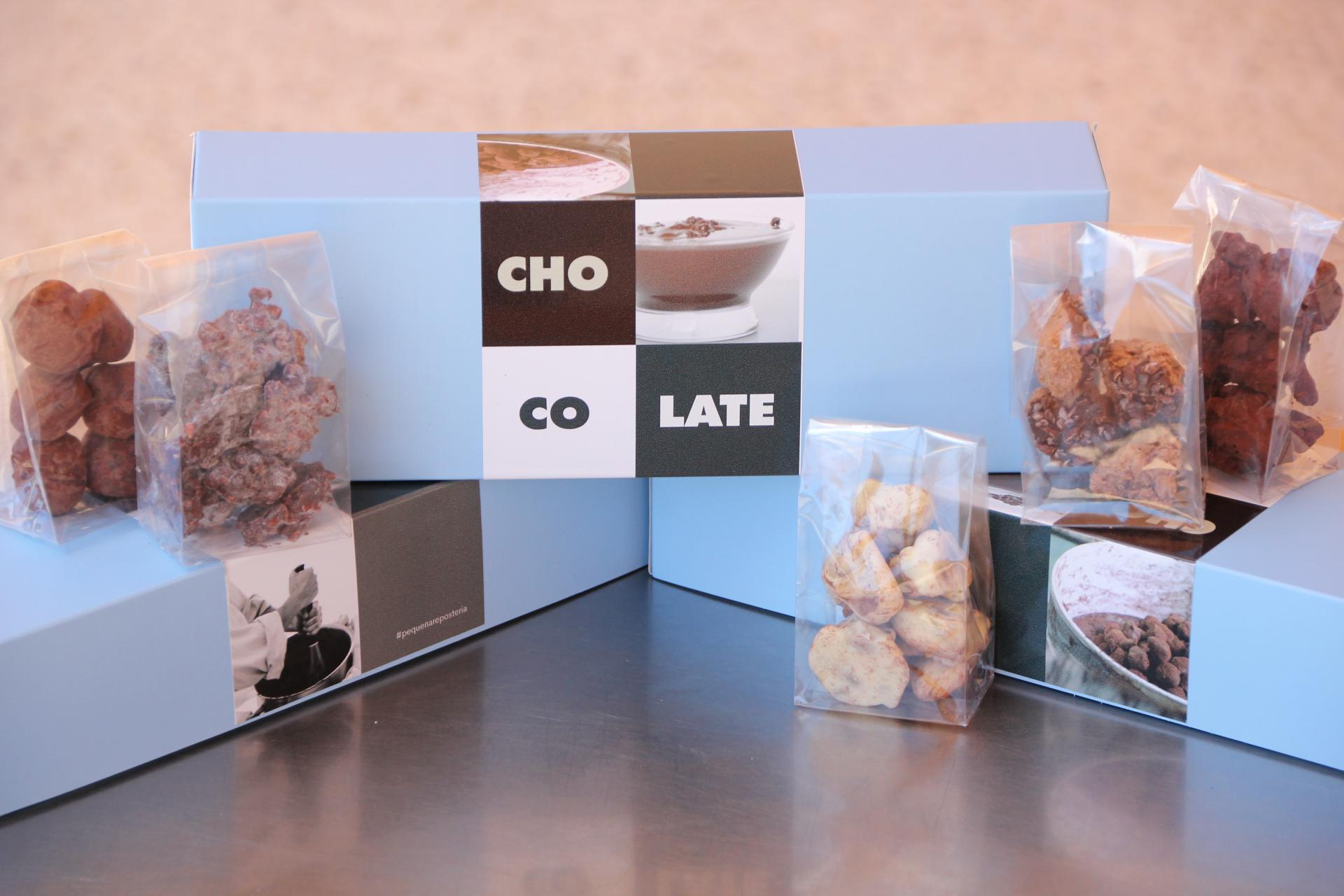 Lote 5 chocolates