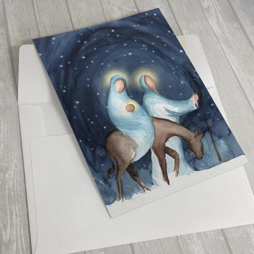 """Felicitación de Navidad: """"Fiados de tu promesa"""""""
