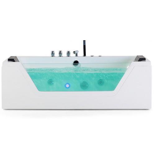 Bañera de hidromasaje  - Jacuzzi - Bañera rectángular - SAMANA
