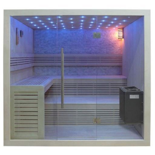 Sauna B1102B álamo 200x170