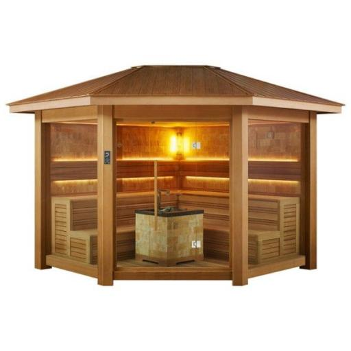 Sauna LT1501B cedro rojo