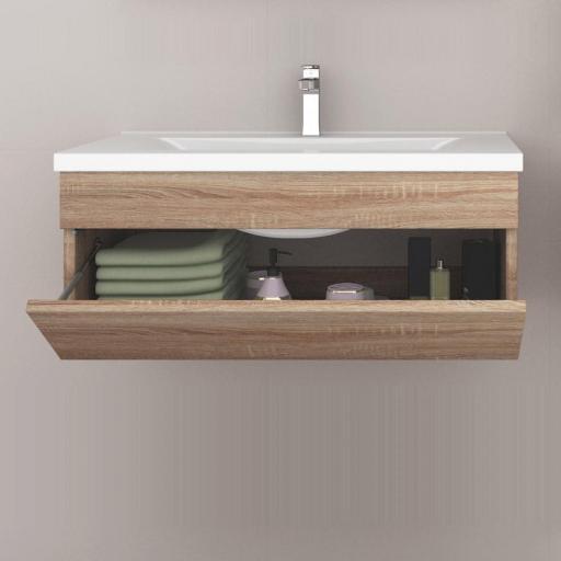 Muebles de baño Wangerooge BIG S - Madera (HB)