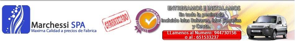 Bañeras Hidromasaje Logo Marchessi