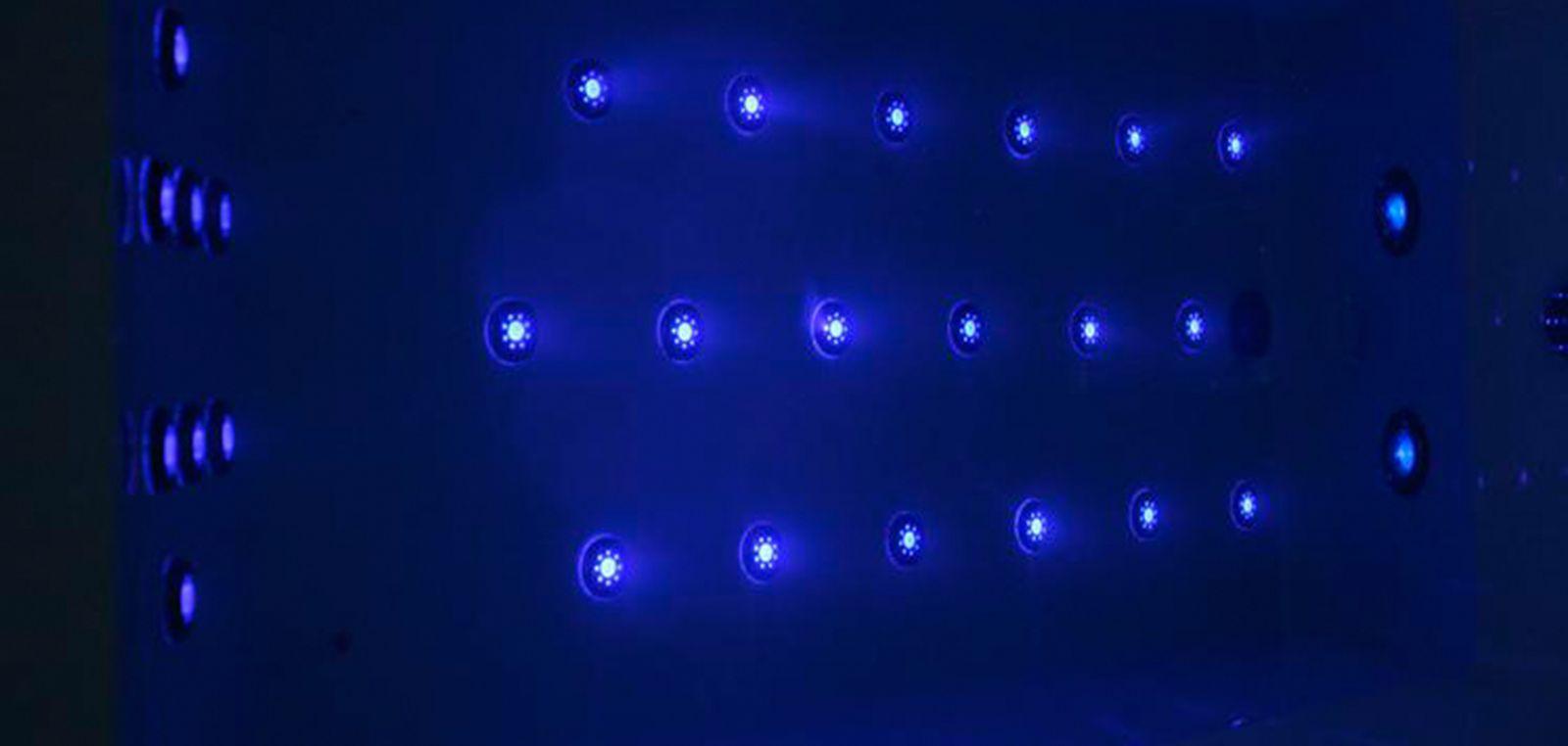 Bañera Mayotte luces Jets