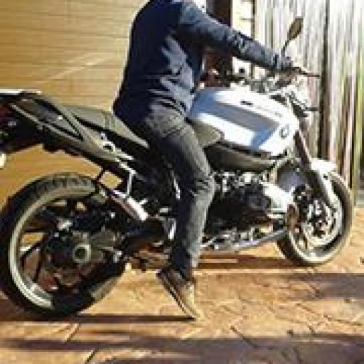 R 1150 R, R 1200 R / RT Delantero hecho a medida, amortiguador BMW [2]