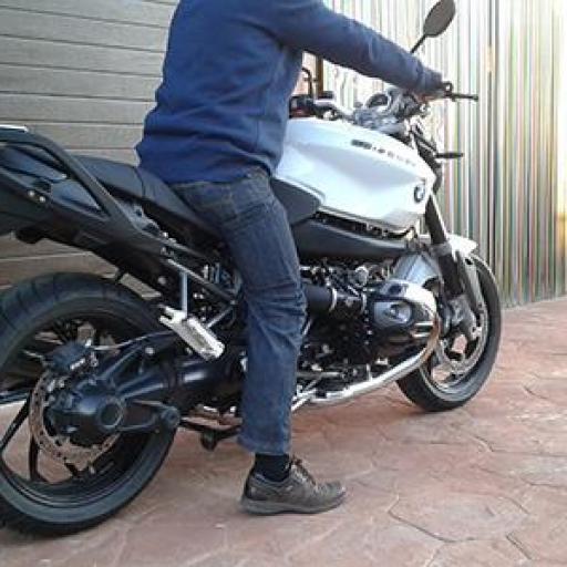 R 1150 R, R 1200 R / RT Delantero hecho a medida, amortiguador BMW [3]