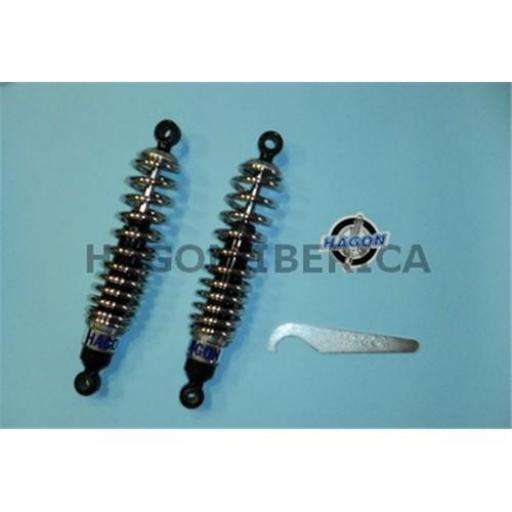 400 / 500 Monocilindrica, amortiguadores Sanglas [3]