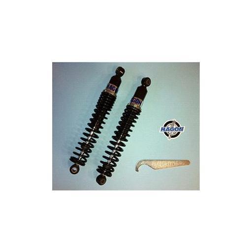 Cota 125 trial, longitud 340mm, amortiguadores de gas Montesa [0]