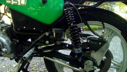 Forza / Vento 350, amortiguadores Ducati