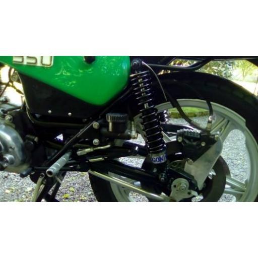 Forza / Vento 350, amortiguadores Ducati [0]