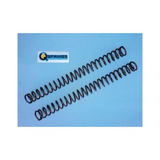 SH43.5-460-3.8 Juego muelles de horquilla Qsprings