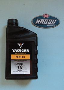 SAE 10, 1-Litro aceite horquilla