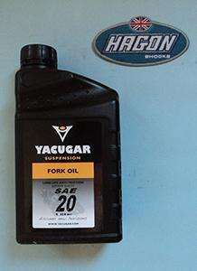 SAE 20, 1-Litro aceite horquilla