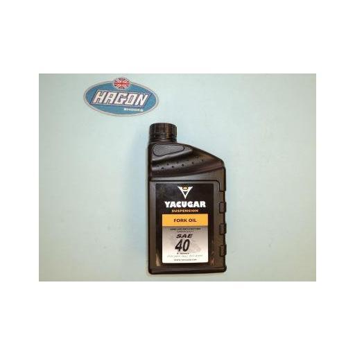 SAE 40, 1-Litro aceite horquilla