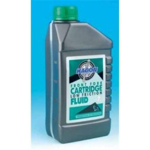 SAE 2,5, 1-Litro aceite horquilla