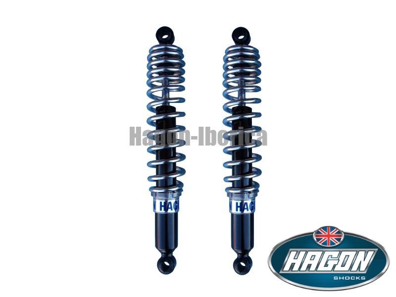 XJR 1300 99-10 amortiguadores de gas Hagon para Yamaha