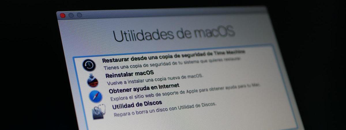Instalación, restauración y actualización de macOS a fondo