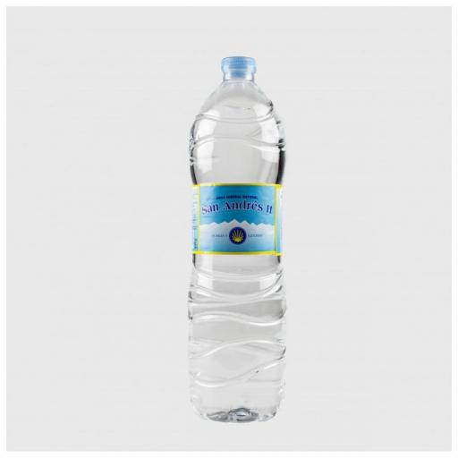 AGUA MINERAL SAN ANDRES 1,5 LITROS