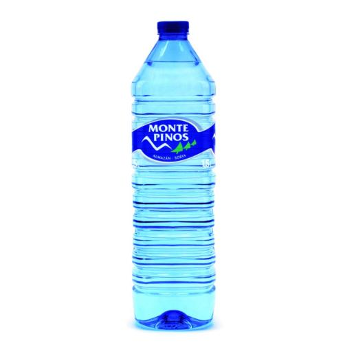 AGUA MINERAL MONTEPINOS 1,5 LITROS PACK 6