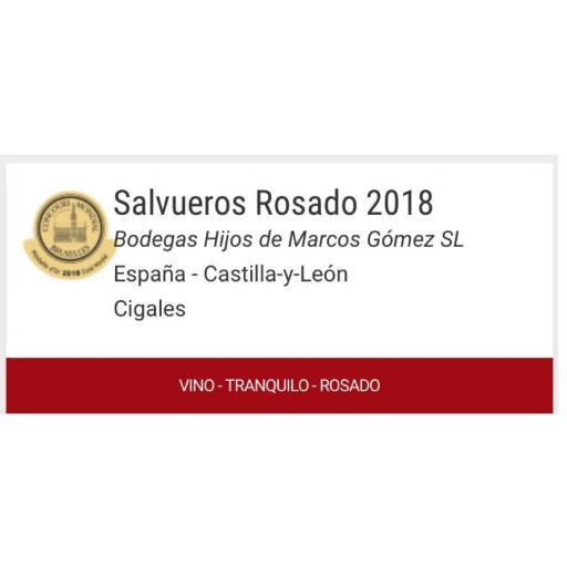 SALVUEROS ROSADO  [1]
