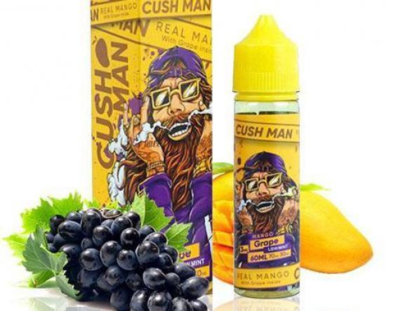 Cush Man Mango Grape 50ml