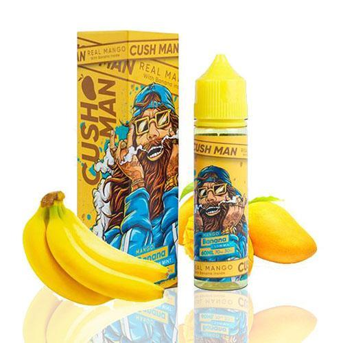Cush Man Mango Banana 50ml