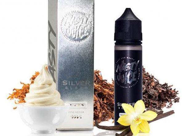 Tobacco Silver Blend 50ml