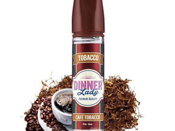 Cafe Tobacco 50ml