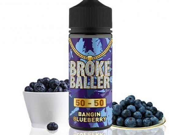 Banging Blueberry 80ml