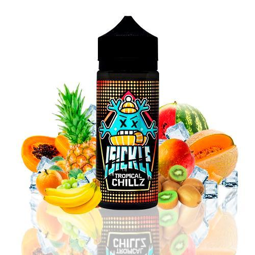 ISICKLE 100ml TROPICAL CHILZZ
