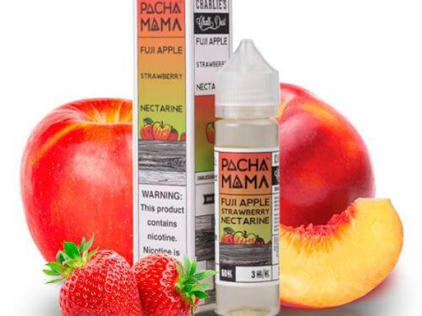Fuji Apple Strawberry Nectarine