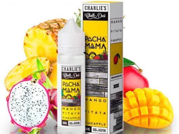 Mango Pitaya Pineapple