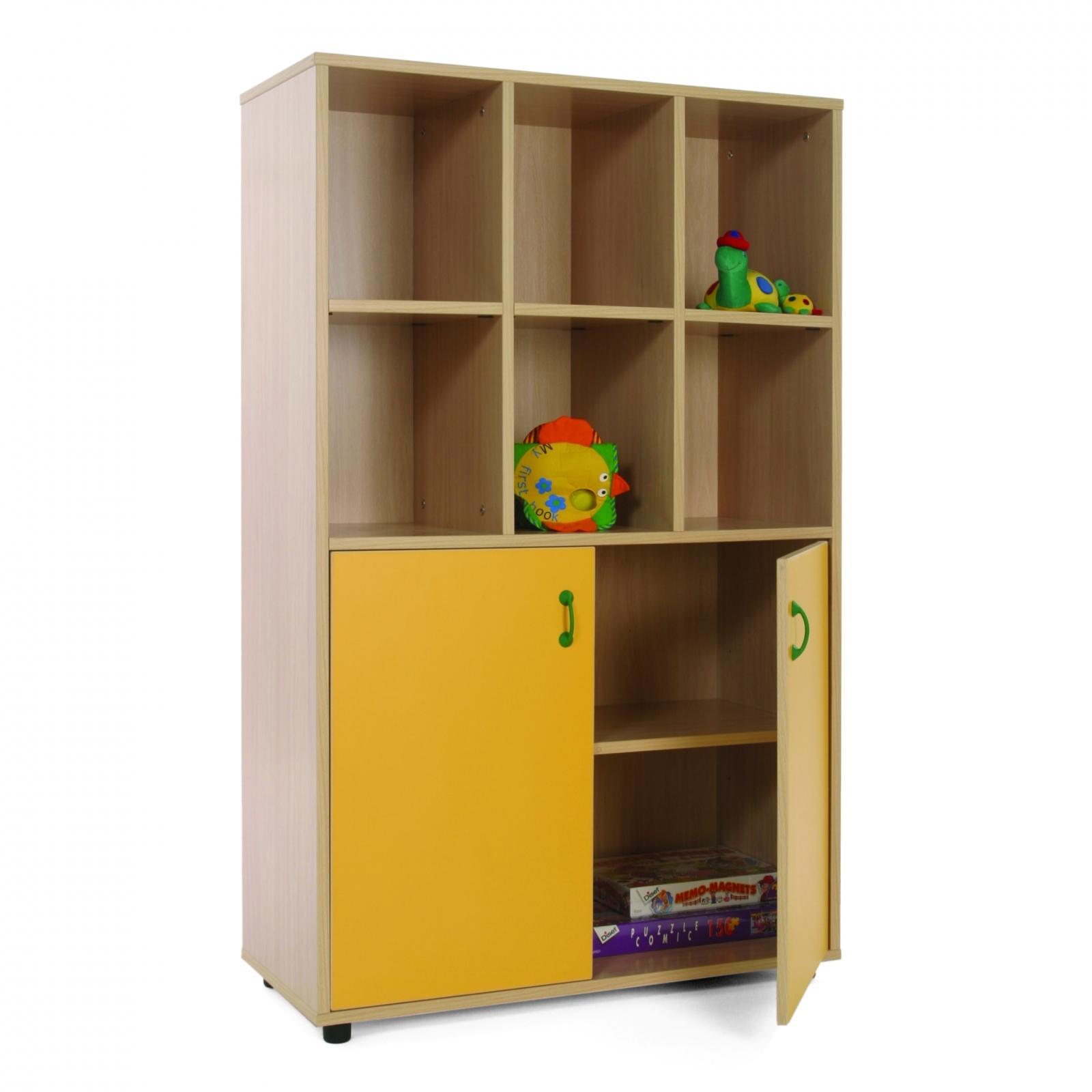 Mueble Medio Armario 6 Casillas