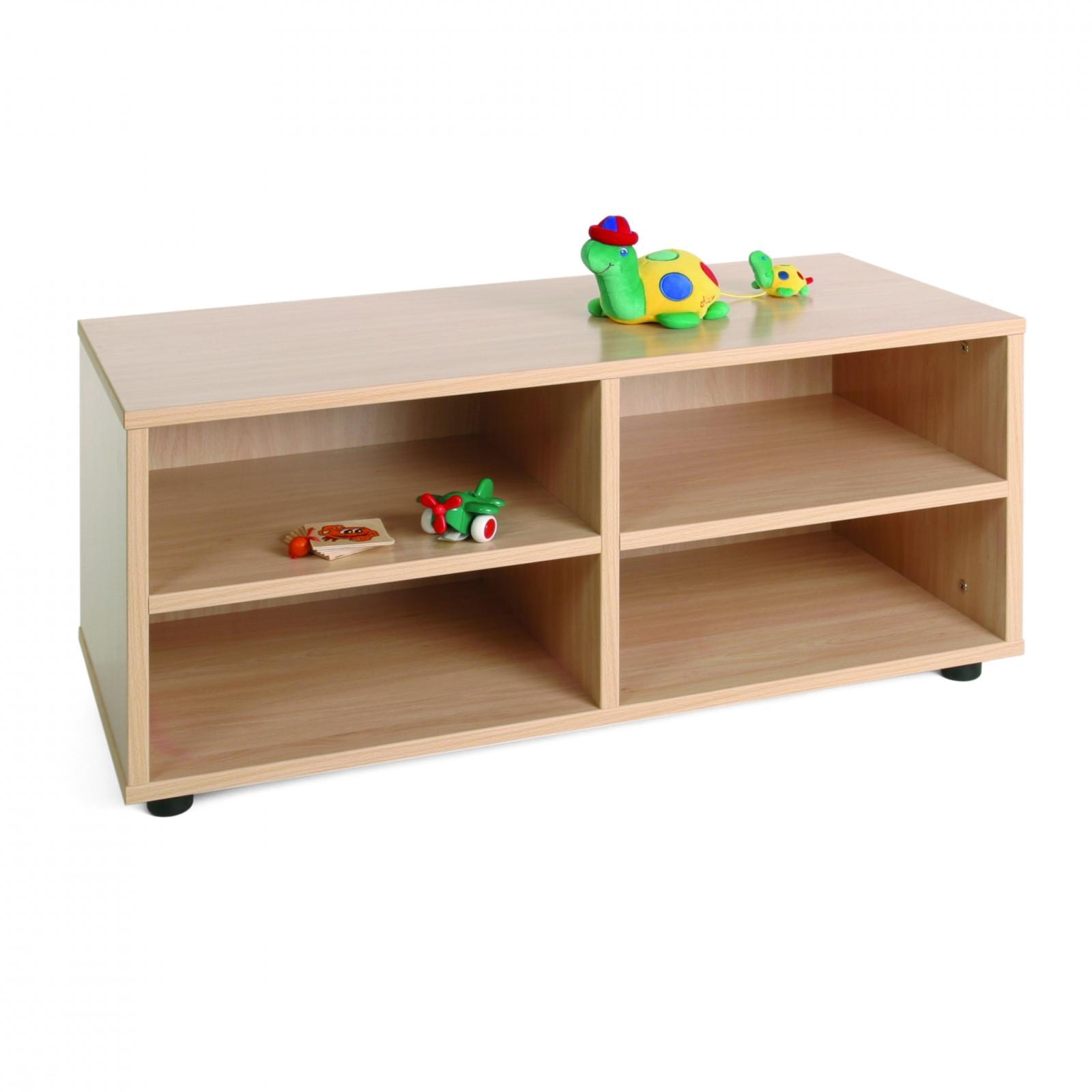 Mueble Superbajo 4 Casillas