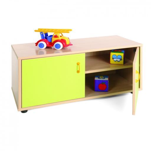 Mueble Superbajo Armario 2 Estantes [0]