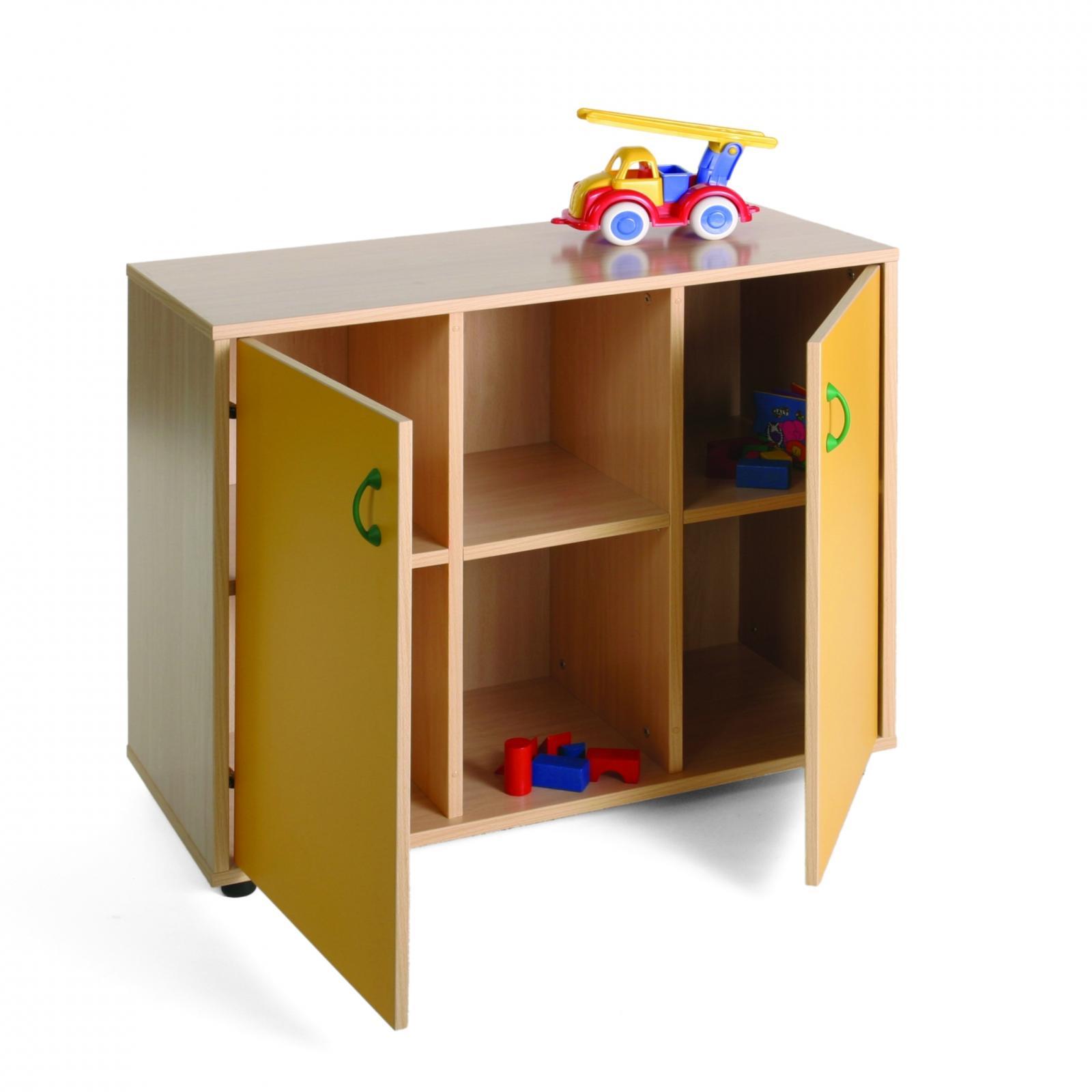 Mueble Bajo Armario 6 Casillas
