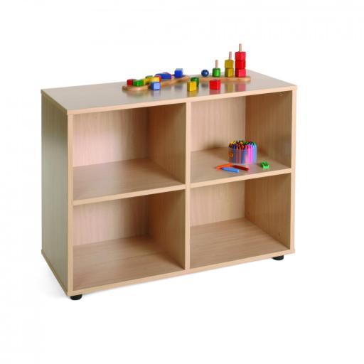 Mueble Bajo 4 Casillas