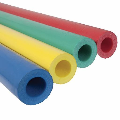 Protección Tubo Color