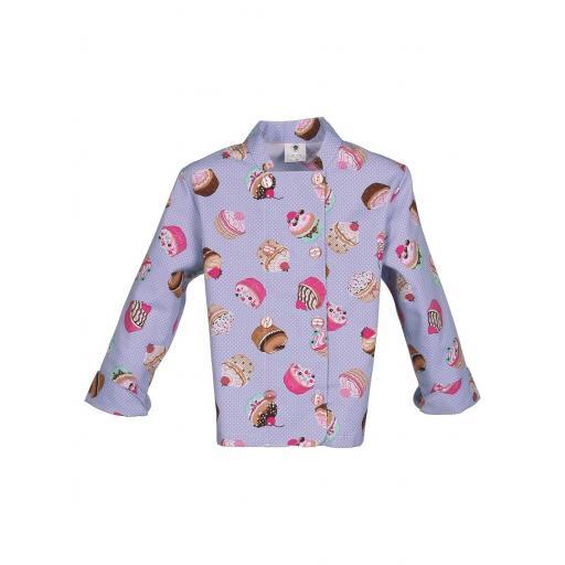 Chaqueta Cupcakes