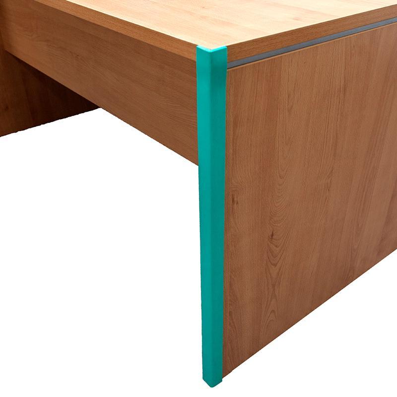 Protección esquina mesa