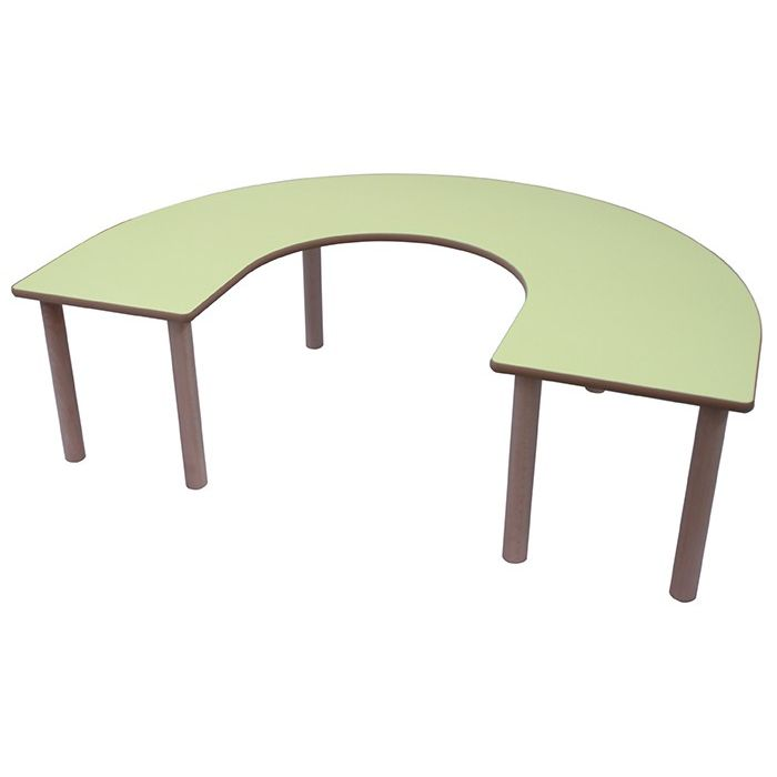 Mesa en U 150x120