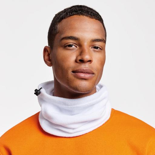 Cuello polar ajustador elástico