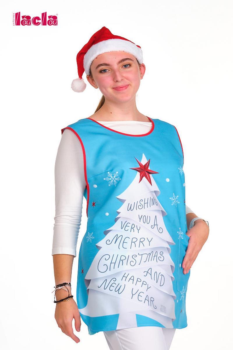 """Estola """"Arbol Navidad"""""""