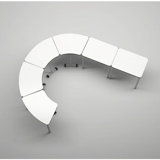 Mesa Escolar Rectangle [1]