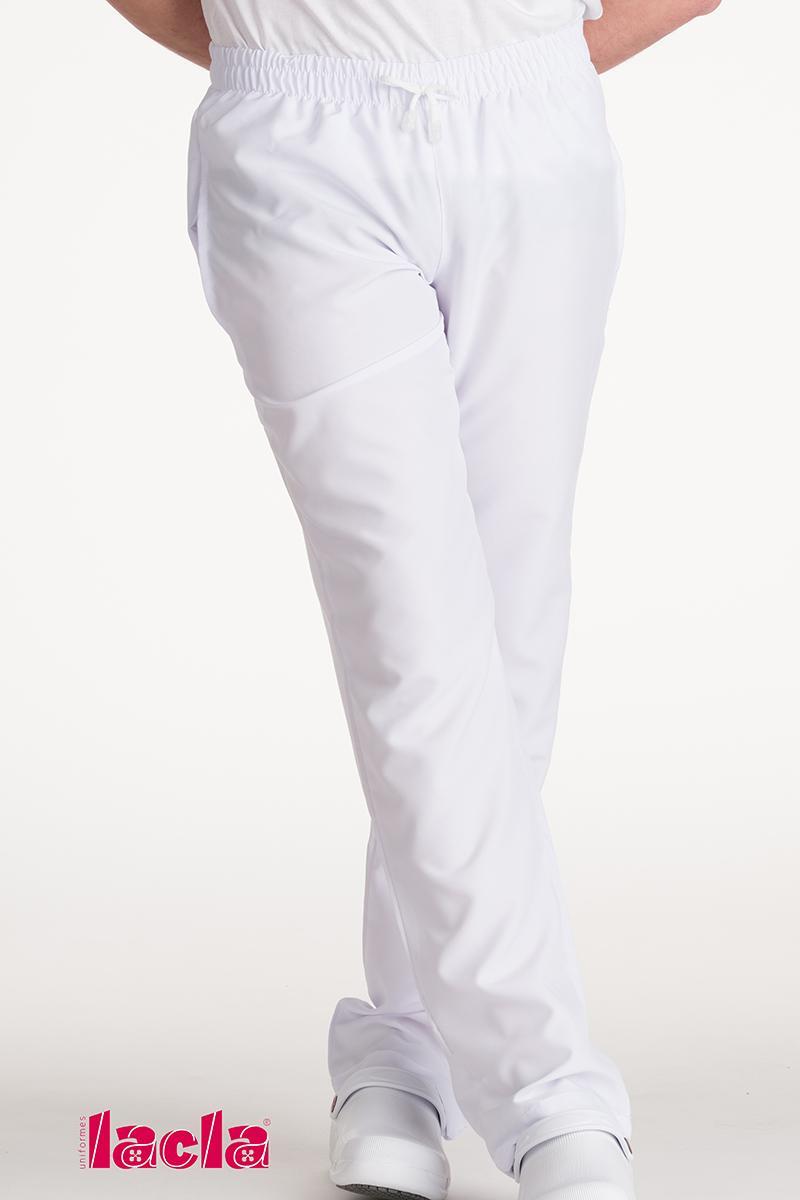 Pantalón cintura elástico 3 bolsillos