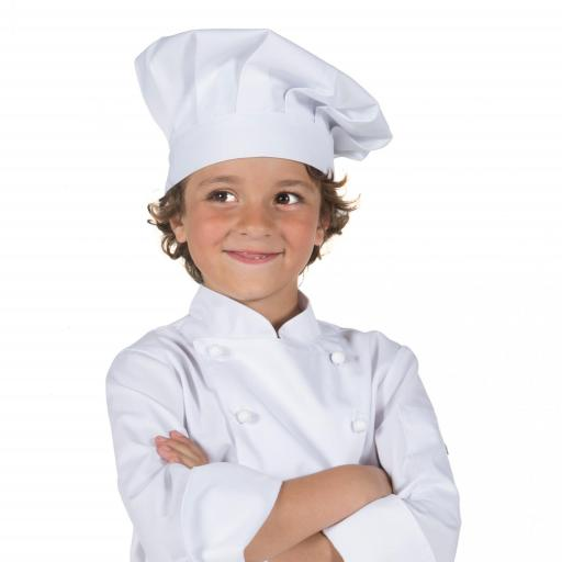 Chaqueta Cocina Infantil  [1]