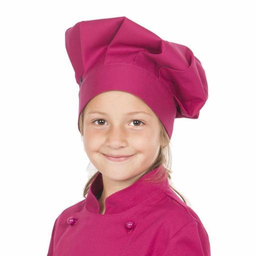 Gorro Chef Niño Color [1]